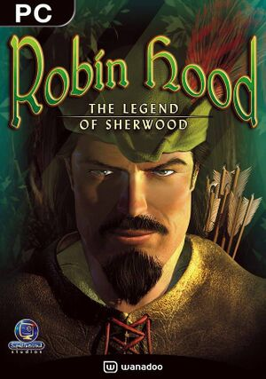 Robin Hood: The Legend of Sherwood cover