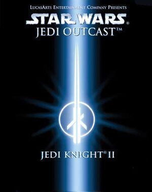 Star Wars: Jedi Knight II - Jedi Outcast cover