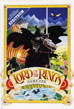 The Fellowship of the Ring cover