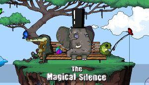 The Magical Silence cover