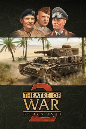 Theatre of War 2: Africa 1943 cover