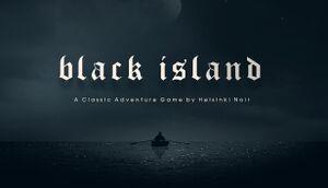 Black Island cover