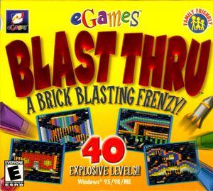 Blast Thru cover