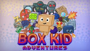 Box Kid Adventures cover