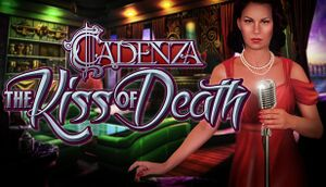 Cadenza: The Kiss of Death Collector's Edition cover