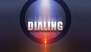 Dialing cover