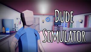 Dude Simulator cover