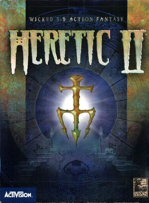 Heretic II cover