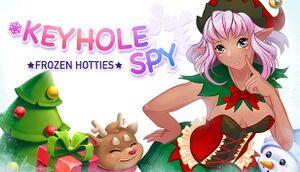 Keyhole Spy: Frozen Hotties cover