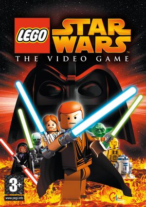 Lego Star Wars: The Video Game cover
