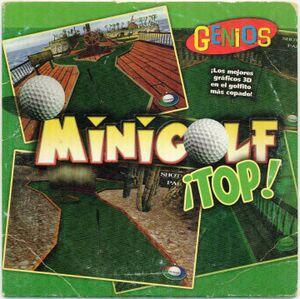 Mini Golf Dream Courses cover