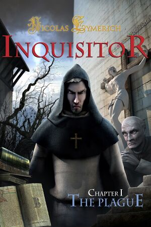 Nicolas Eymerich The Inquisitor - Book I: The Plague cover