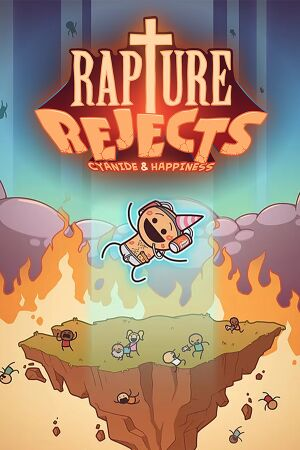 Rapture Rejects cover
