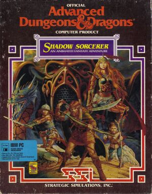 Shadow Sorcerer cover