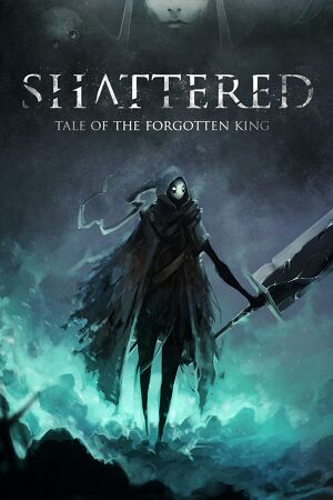 Shattered - Tale of the Forgotten King cover
