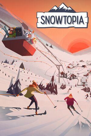 Snowtopia cover