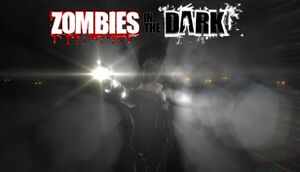 Zombies in the dark cover