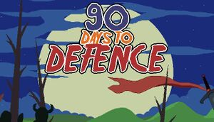 90 Days To Defence cover
