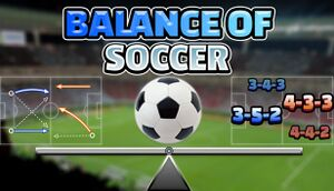 Balance of Soccer 2018 cover