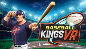 Baseball Kings VR cover