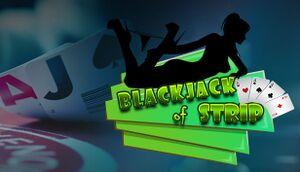 Blackjack of Strip cover