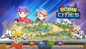 Bobbi Cities cover