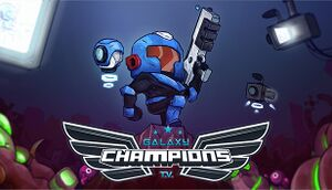 Galaxy Champions TV cover