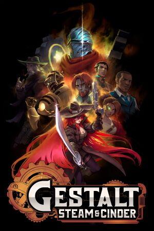 Gestalt: Steam & Cinder cover