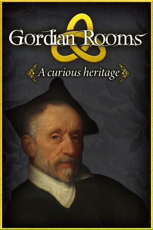 Gordian Rooms: A curious heritage cover