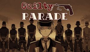 Guilty Parade cover