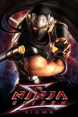 Ninja Gaiden Σ cover
