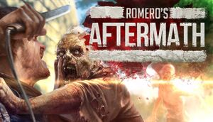 Romero's Aftermath cover