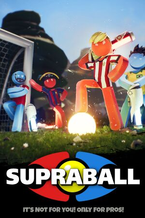 Supraball cover