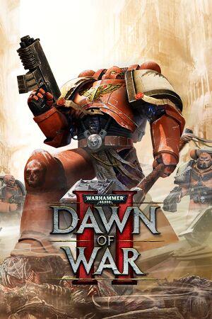 Warhammer 40,000: Dawn of War II cover