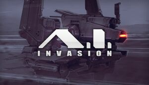 A.I. Invasion cover