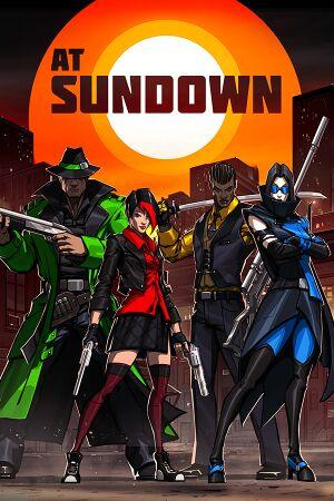 At Sundown cover