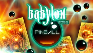 Babylon 2055 Pinball cover