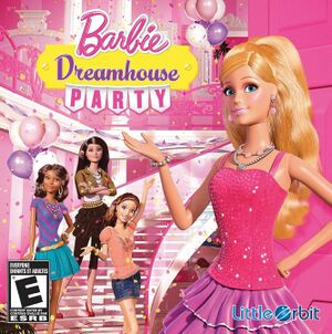 Barbie Dreamhouse Party cover