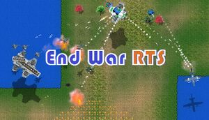 End War RTS cover