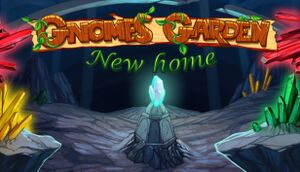 Gnomes Garden New home cover