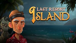 Last Resort Island cover