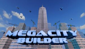 Megacity Builder cover