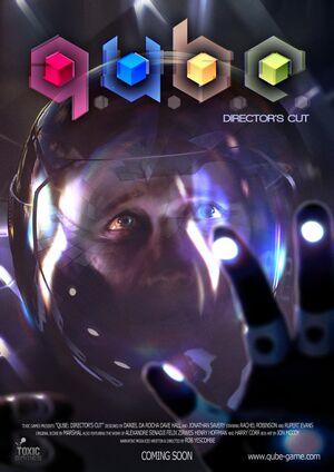 Q.U.B.E.: Director's Cut cover