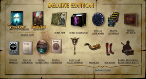 Deluxe Edition content.
