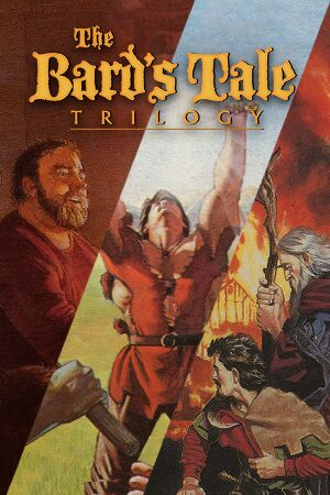 The Bard's Tale Trilogy cover