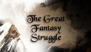 The Great Fantasy Struggle cover