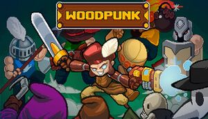 Woodpunk cover