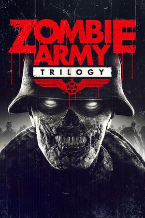 Zombie Army Trilogy cover