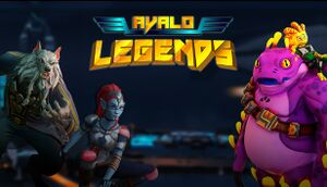 Avalo Legends cover