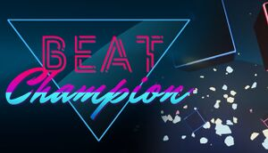 Beat Champion cover